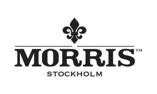 morris stockholm logotyp